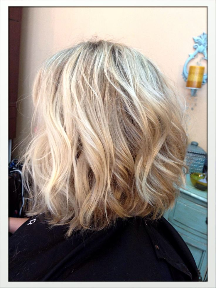 Hairstyles On Pinterest Shoulder Length Hair Inverted ...