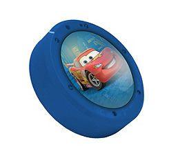 Veilleuse LED CARS Bleu  Matière : polypropylène.  Dimensions en cm  : H. 3 - Ø 11 cm.  Type d'ampoule : LED  Ampoule fournie : non... prix : 8.99 €  chez BUT #BUT