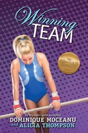 Juniors who have caught Olympics fever — or who love gymnastics — will want to find out more about the book series created by Olympic Gold Medalist Dominique Moceanu at the Girl Scouts Studio.