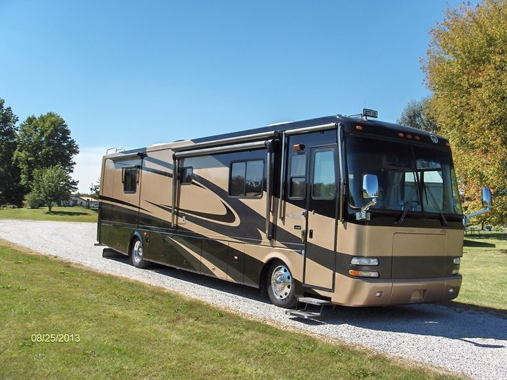 2004 monaco camelot class a diesel rv for sale by owner for Class a diesel motor homes