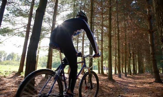 Geweldig fietsen en mountainbiken in de omgeving van #Heerlen, het gebied van de Amstel Gold-race en Limburgs Mooiste...!