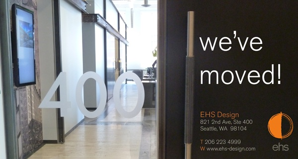 We moved into our new office space in the Exchange Building in April 2011.
