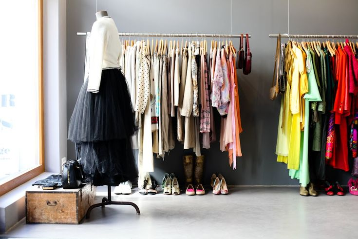 Second Hand Store to check out: Garments - Linienstraße 204, 10119 Berlin Mitte