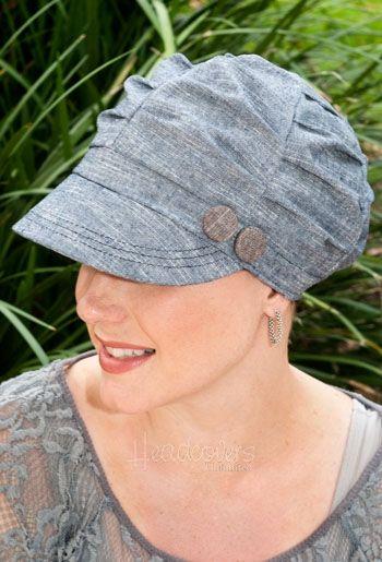 cancer patient hats