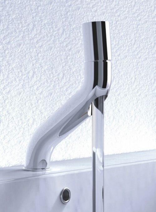 virgo faucet bonomi 2 » A beautifully designed and functional bathroom faucet: Virgo by Bonomi