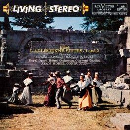 Bizet+L'Arlésienne+Suites+1+And+2+Morel+LP+200g+Vinyl+RCA+Living+Stereo+Analogue+Productions+QRP+USA+-+Vinyl+Gourmet