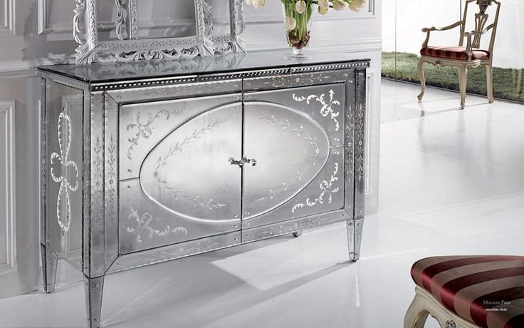 Contemporary chest of drawers by Arte Veneziana S.r.l., Italy Современный комод итальянского производства Arte Veneziana S.r.l. #designinterior #interior #decor #mebelmr