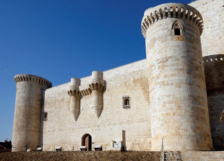 Castillo de Sarmiento. Palencia
