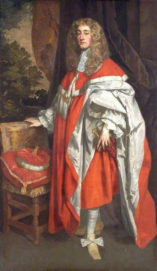 Sir Horatio Townshend, 3rd Baronet of Raynham, 1st Lord Townshend, 1st Viscount Townshend (1630-1687).