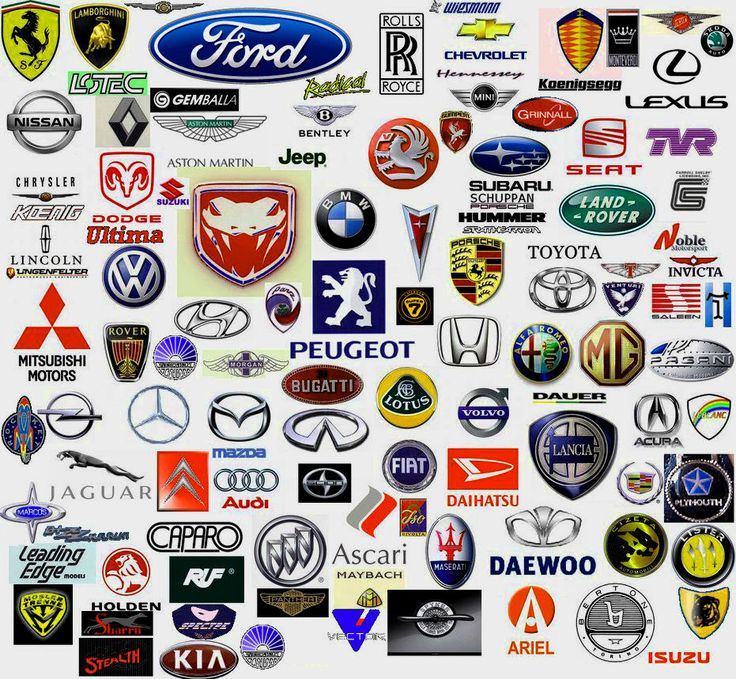 All Cars Logo With Name Brand Logo Pinterest Car Logos Cars