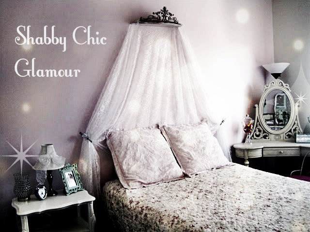 Shabby Chic Bedroom Designed by