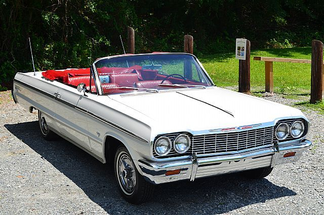 1964 Chevrolet Impala for sale $31,500