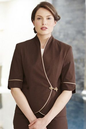 About Bespoke Uniform Design   Spa, Beauty & Salon   Fashionizer Spa   Fashionizer Spa