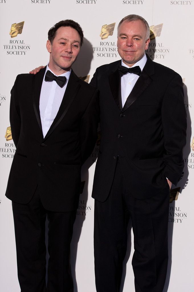 Reece Shearsmith in Arrivals at the RTS Programme Awards