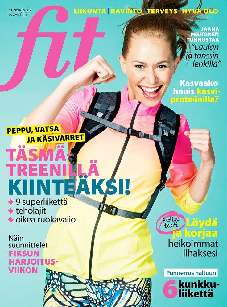 Fit 11/2014 I Kuva: Fabian Björk I www.fit.fi