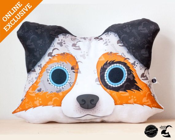 *This listing is for (1) big decorative cushion*  This cushion is perfect to decorate any room or to keep you company.  At Julien&Emily Design,
