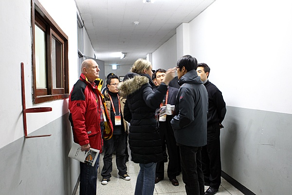 1st CTI Inspection Visit - Day 13