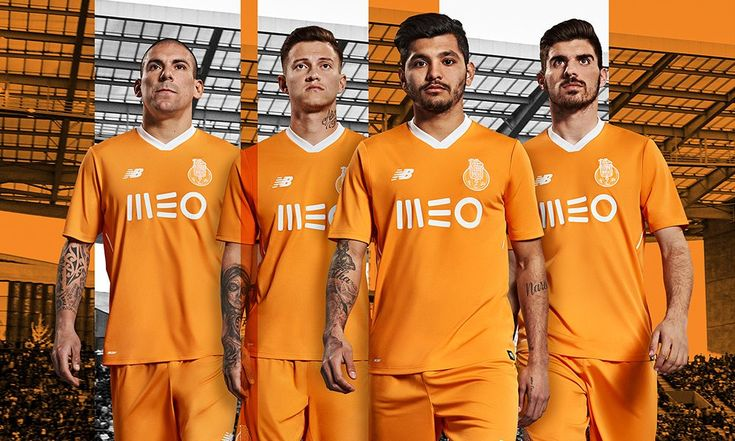 Camisas do Porto 2017-2018 New Balance