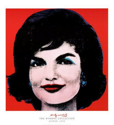 Jackie O by Andy Warhol http://www.google.com.au/imgres?imgurl=http://images.art.com/images/products/large/10071000/10071320.jpg&imgrefurl=http://www.artonline4u.com/Art-Warhol.html&usg=__OSDudzWRmk9VifjHilZH-0omrgg=&h=439&w=400&sz=37&hl=en&start=64&zoom=1&tbnid=-LUF9j0DvhR_VM:&tbnh=134&tbnw=135&ei=r0giTpDoLO_umAW9taWkAw&prev=/search%3Fq%3Dwarhol%2Bart%26hl%3Den%26client%3Dfirefox-a%26hs%3DP3H%26rls%3Dorg
