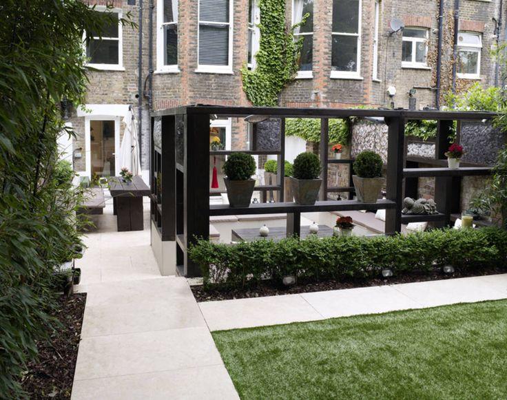 Nous avons réuni pour vous des exemples de jardins conçus…