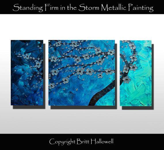 17 best ideas about multiple canvas paintings on pinterest for Multi canvas art ideas