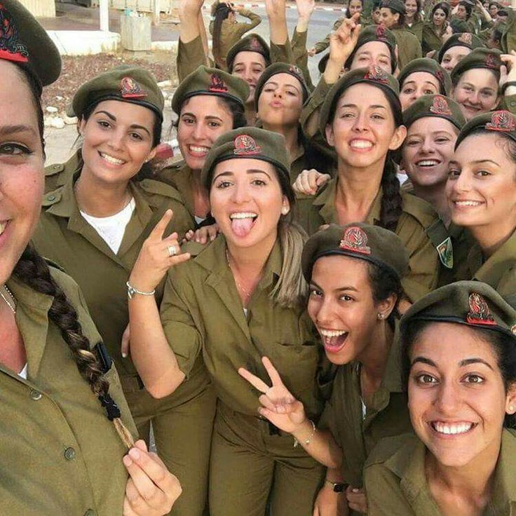 (Israeli & Khurdish) Women, actually fighting real oppression. Respect (AN)