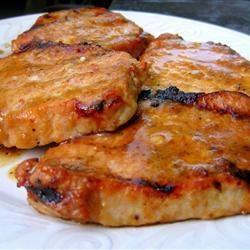 Côtelettes de porc Bada Bing