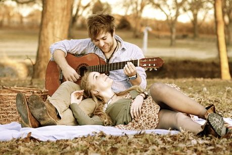 you can play the guitar? check. but can you sing to me? even if it's not rockstar status, at least try. i'll love you for it.