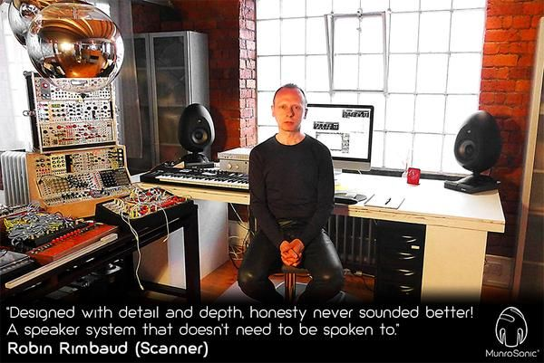 We recently sat down with London-based composer & sound artist Scanner (aka Robin Rimbaud) to talk about his #EGG150 Monitoring System and how it helps him to create an eclectic mix of music:  http://www.munrosonic.com/news/2015/8/19/artist-composer-scanner-on-his-love-for-the-egg150  #MunroSonic #Scanner #RobinRimbaud #StudioMonitors