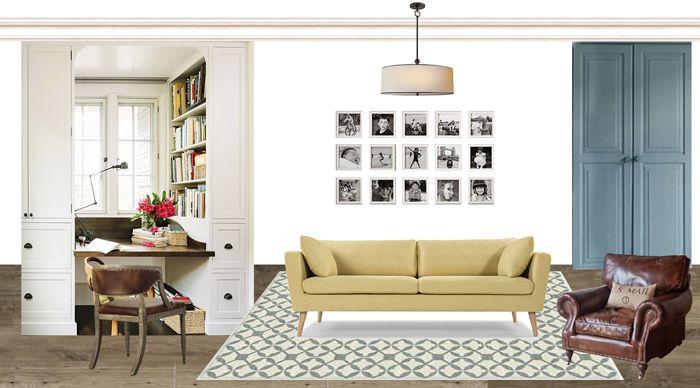 Квартира с зигзагами. Часть 1 | Enjoy Home