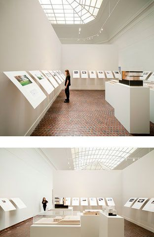 Exhibiting in New York in the Air: Alberto Campo Baeza Exhibition