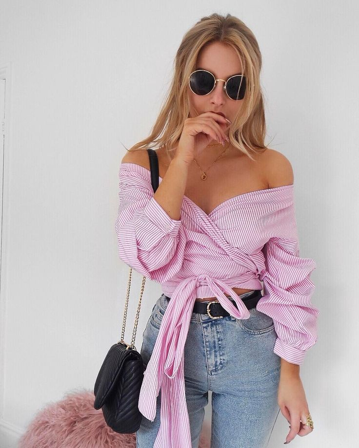 """859 mentions J'aime, 17 commentaires - Lydia Rose (@fashioninflux) sur Instagram : """"I'm a pastel pink Houdini and I like it shirt from @missyempire http://liketk.it/2rgu2…"""""""