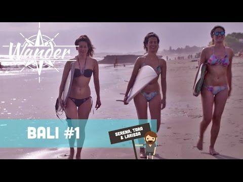 Zusjes Verbon #5: Sexy surfleraren & hoge golven! - Wander Bali