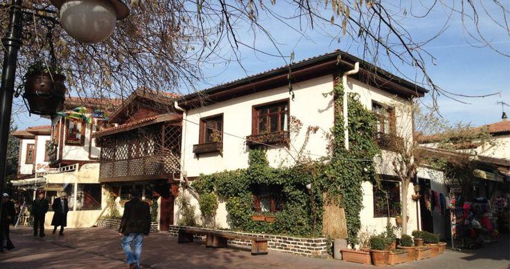 Ankara'da Hamamönü'nde Gezmek İsteyenlere Öneriler