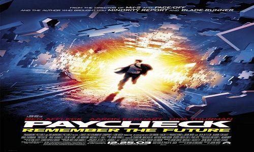 Paycheck (2003) | Nonton Film Gratis