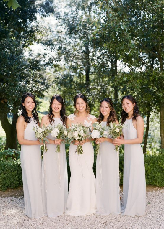 Intimate Tuscan Wedding By Adrian Wood Photography