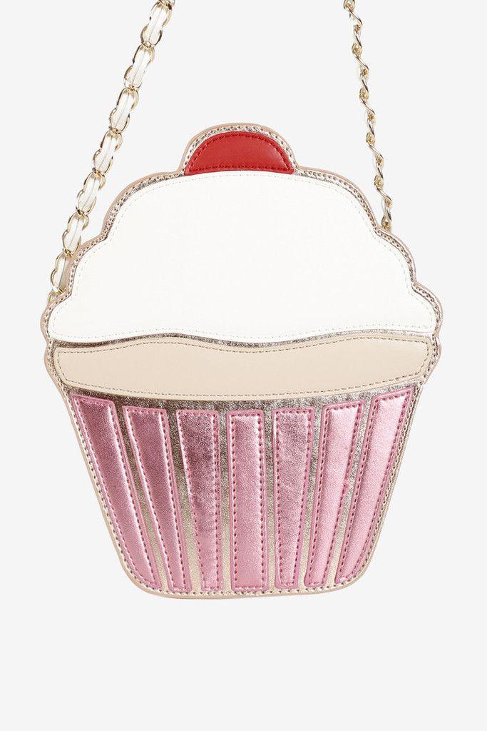 Pink Cupcake Purse