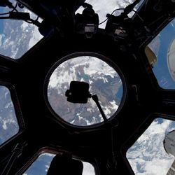 Get the latest news, images, videos and more from humanity's home in orbit -- the International Space Station.
