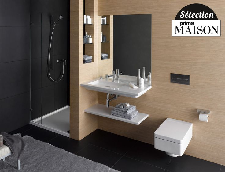 Beautiful Idee Deco Salle De Bain Moderne Contemporary - Matkin