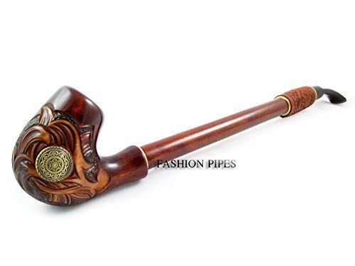 "NEW Churchwarden ""NORDIC"" Wooden Tobacco Pipe Decorated w... https://www.amazon.com/dp/B00R890JMA/ref=cm_sw_r_pi_dp_x_UEb7xbKW72WNC"