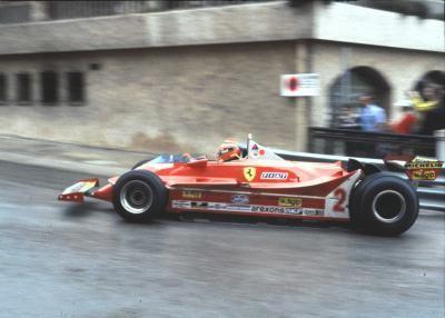 Gilles Monaco 1980