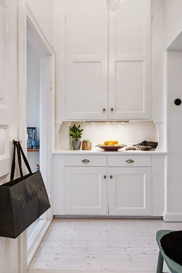 Jurnal de design interior - Amenajări interioare : Două camere în 49 m²