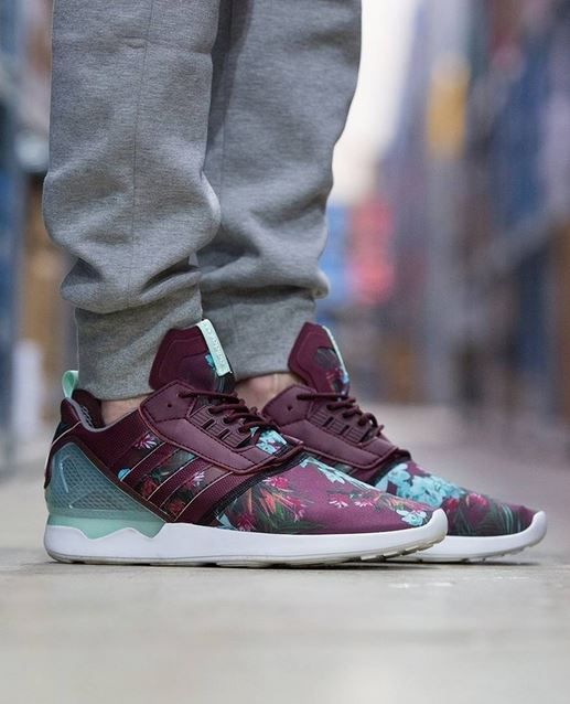 adidas Originals ZX 8000 Boost: Floral