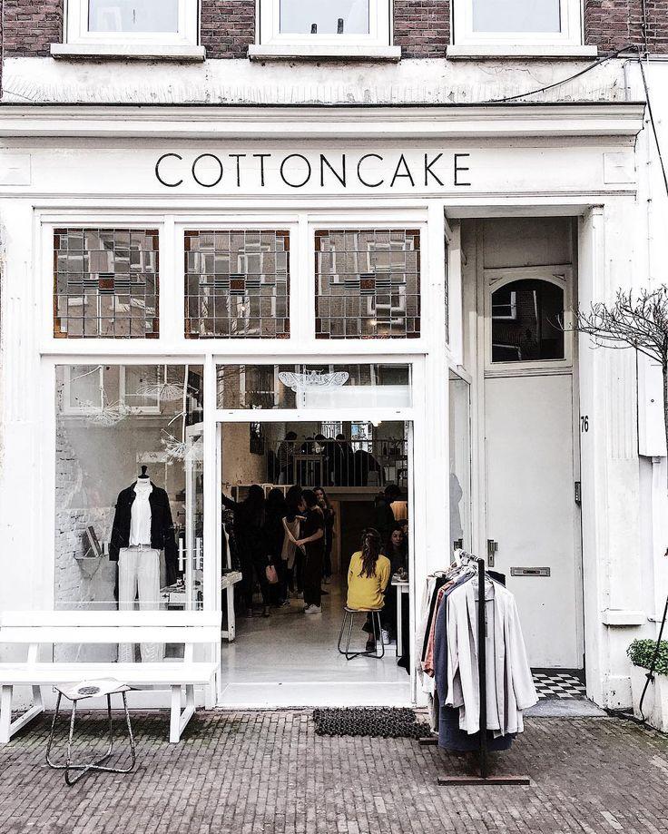 COTTONCAKE- Amsterdam
