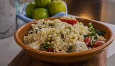 Bulgur Salad ~ Good Chef Bad Chef (Zoe Bingley-Pullin)