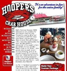 Hoopers Crab House, Ocean City, MD