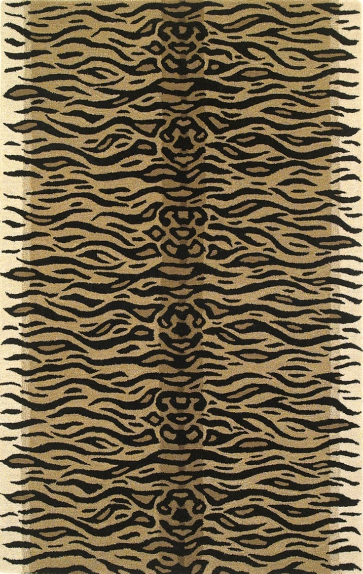 Inexpensive Area Rugs Sahara Animal Print Rug
