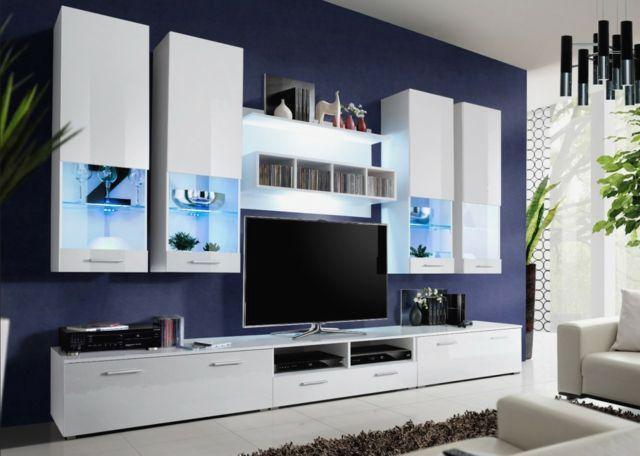 Elegant 62 Ensemble Mural Tv Design Check More At Http Www Arthur Creative Food Info Eleg Living Room Wall Units Modern Wall Units Living Room Sets Furniture