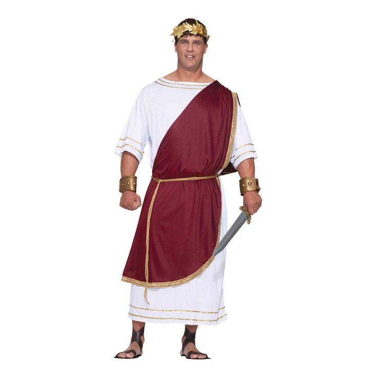 Caesar Plus-size Maskeraddräkt