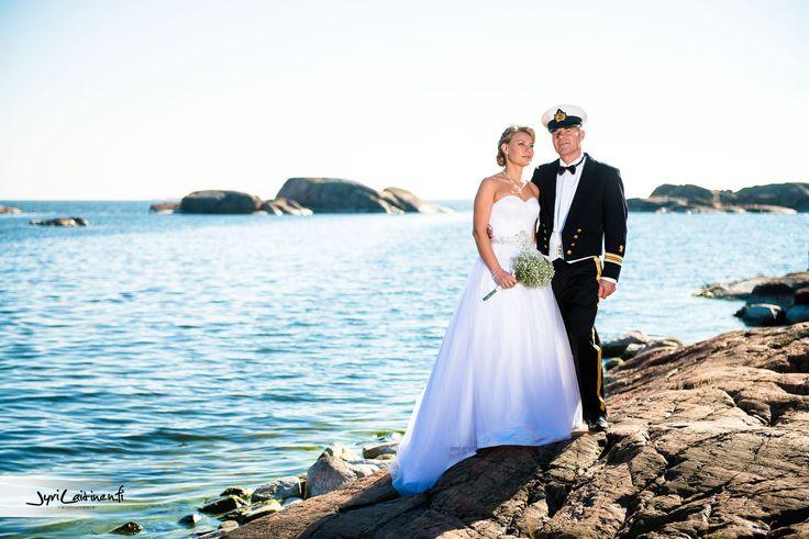 Upinniemi, hääpotretti, wedding photography